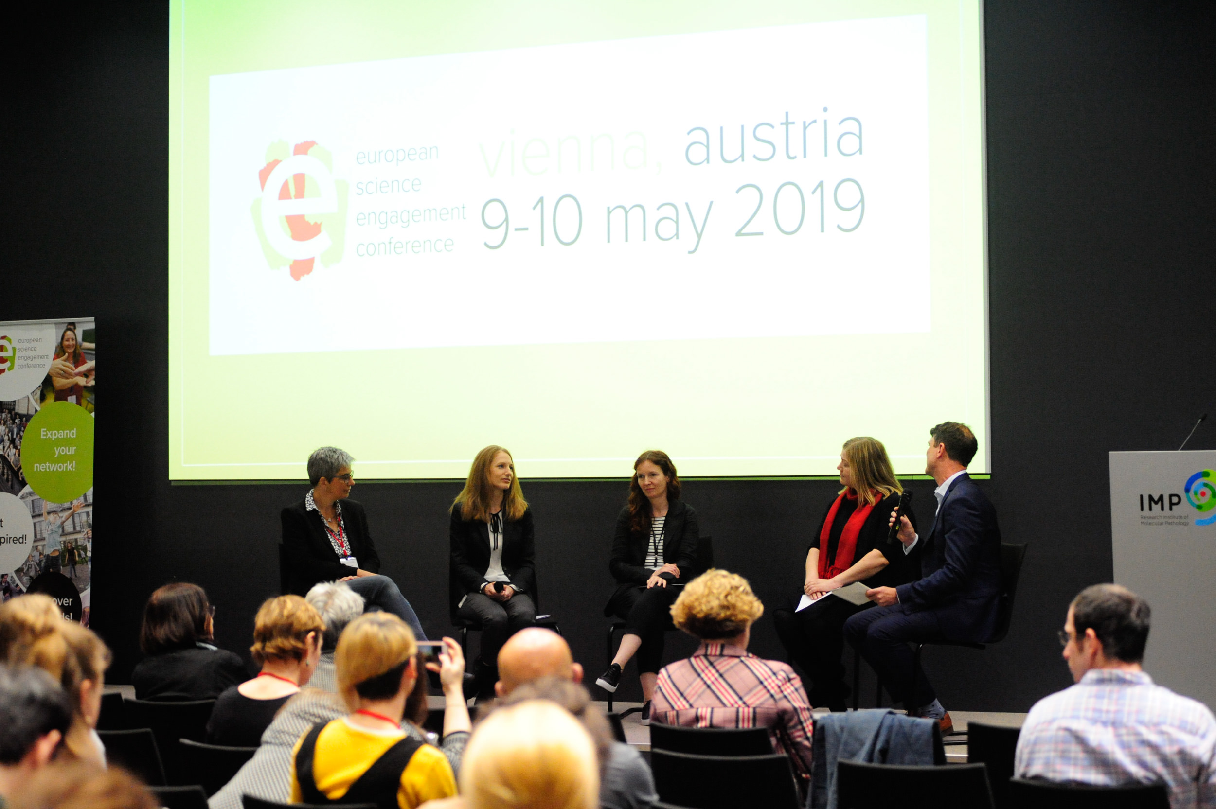 Impressions of #EUSEA19 Day 1