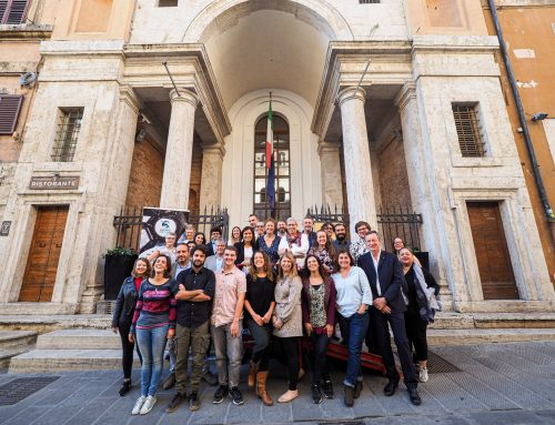 Our Space our Future: Successful Consortium Retreat in Perugia