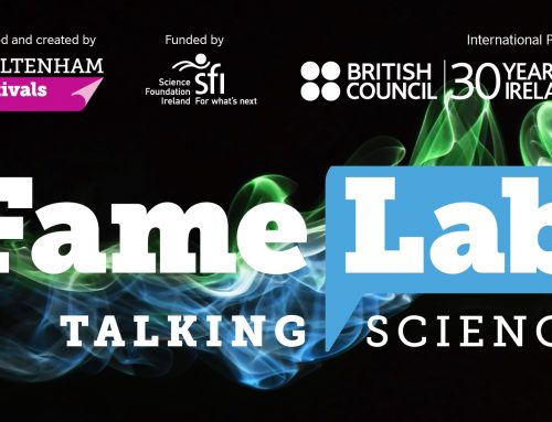 FameLab Ireland National Final Comes to Cork at the EUSEA Conference!