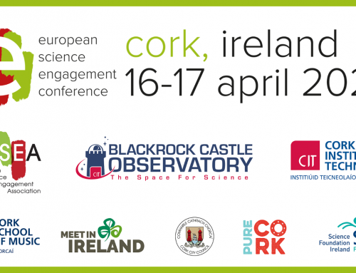 EUSEA Conference 2020 in Cork: Shaping the Future of Science Engagement